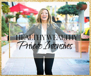 Healthy Wealthy Private Intensives